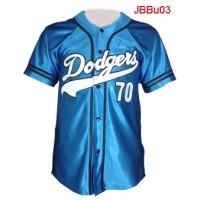 harga Baju Jersey Baseball 'dodgers' Tokopedia.com
