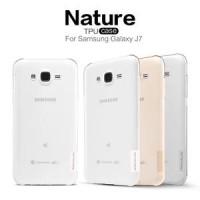 Soft Case Tpu Nillkin Samsung Galaxy J7 Nature Series