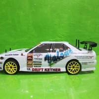 RC CAR SEDAN HSP 1/10 NITRO - SEDAN ENGINE