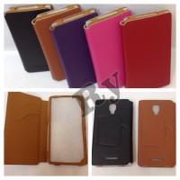 Leather case evercoss Winner T
