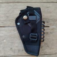 harga holster pistol PDH pengait besi ~ Hitam Tokopedia.com