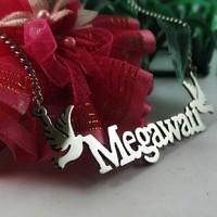harga Kalung Nama Kombin Burung Merpati Tokopedia.com
