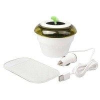 harga Usb Peace Grass Car Fresh Air Purifier Ionizer Oxygen Air Purifier Tokopedia.com