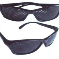 Kaca Mata Terapi / Kaca Mata Kesehatan Pinhole Glasses