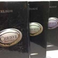 harga Cd Masterpiece Of Chrisye Trilogi 123, 21 Album Dalam 3 Box Tokopedia.com