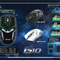 Dragonwar G10 Ares Gaming Mouse