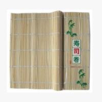 Tikar Penggulung Sushi Bambu Kuning #034001