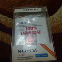 Baterai / Batere / Battery Original Sony Xperia T2 Ultra