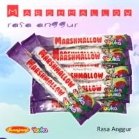 Marshmallow youka / kembang gula kepang