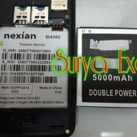 harga Baterai Battery Nexian Journey One Mi438s Double Power Modif Tokopedia.com