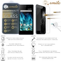 Antigores Kaca Smile HD Tempered Glass Smartfren AndromaxQ Andromax Q
