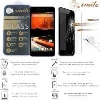 Antigores Kaca Smile HD Tempered Glass Smartfren Andromax-R Andromax R