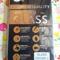Tempered Glass Smile For Smartfren Andromax Qi (4g Lte)