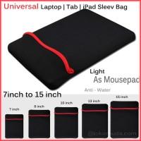 "Universal Tas 15"" Laptop Bag Macbook Lenovo Asus (Mouspad use)"