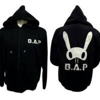 Hoodie BAP Rabbit (Black)