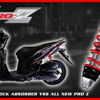 harga Shockbreaker Yss Pro Z Matic Vario Tokopedia.com