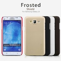 Hard Case Nillkin Frosted Shield Samsung Galaxy J5 Anti Gores