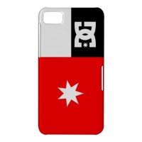 Casing Hard Case Blackberry Z10 custom case DC Shoes Flag