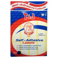 SELF ADHESIVE STICKER LABEL TOM AND JERRY(FOR UNDANGAN, SURAT, AMPLOP)