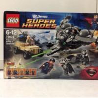 lego dc superheroes superman 76003 battle of smallville