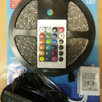 LED STRIP 3528 RGB COMPLETE SET