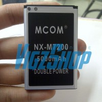 Baterai Battery Modem Nexian Nx M7200 5000mah Mcom Double Power