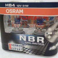 Lampu HB4 Night Breaker Unlimited Osram