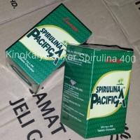 Luxor Spirulina Pacifica 400 Tablet Asli Murah.