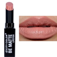 City Color Be Matte Lipstick Taupe