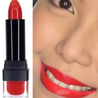 City Color City Chic Lipstick Little Red Dress