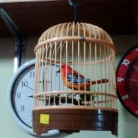 Ajo Toys Burung ukuran besar dalam sensor suara free battery