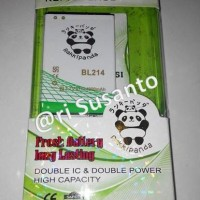 Baterai Rakkipanda Bl214 For Lenovo A316 / A269i Double Power 4000mah