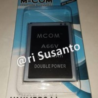 harga Baterai M-com For Evercross A66v Double Power 5000mah Tokopedia.com