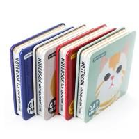 Cat Family Tin Cover Notebook [READY STOCK] Buku Tulis / Catatan Murah