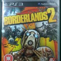BD PS3 Borderland Borderlands 2 - New & Sealed