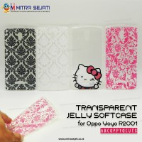 Oppo Yoyo R2001 Case Ultra Fit Jelly (ABCOPPYOCUTS)