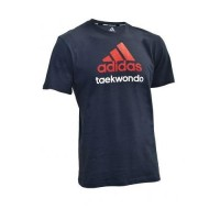 Tshirt Adidas Taekwondo [ Navy ]