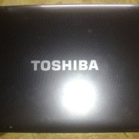 Casing Laptop Toshiba L645D Bekas