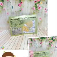 COLLAGEN CRYSTAL EYES MASK/MASKER MATA