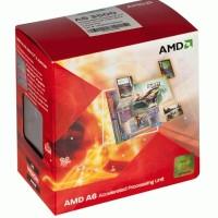 AMD Llano A6-3500 Processor (3M, 2.1 GHz) A6-3500 2.1 GHz 3 x 1 MB HD