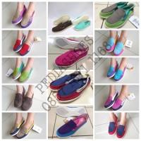 Sepatu Wanita Crocs Walu Canvas Loafer Original (GROSIR dan ECERAN)