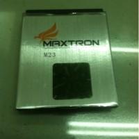 baterai maxtron mg 399 kode m23