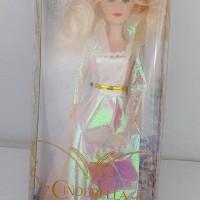 Jual Supplier Boneka Barbie Cinderella Dress Putih Murah