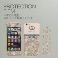 harga Iphone 5/5s Screen Protector Gucci Tokopedia.com