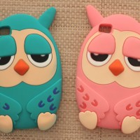 Xiaomi Mi3 Owl Cute Silicon Case