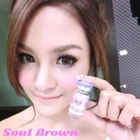 Jual Softlens Dreamcon / Dream Color Soul Brown (Coklat) Murah