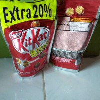 Nestle Kitkat Bites Wafer Dalam Coklat Susu Halal 240gr Malaysia