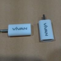 harga Vivan Converter Micro Usb To Nokia Kecil N70 | Konektor Tokopedia.com