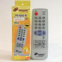 Remote TV SHARP Tabung Semua Tipe Bisa Langsung Pakai Tanpa Set