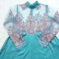 supplier baju flh : amore dress ori flh / kebaya wisuda murah